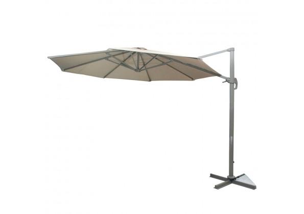مظلة زاوية ستيل