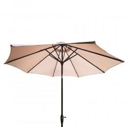 مظلة دائرية قابلة للطي