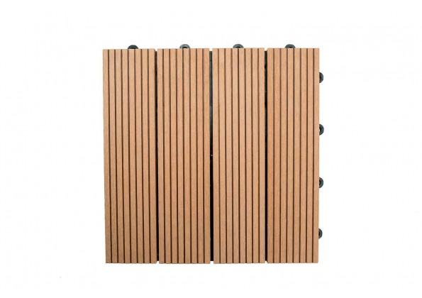 ارضيات من الخشب والبلاستك عالي الجودة