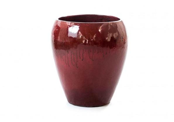 A Classic Red Pot