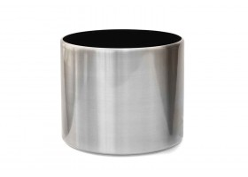 A Pot For Lovers Of Excellence silver color