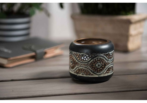 A Decor Candle Holder For The Table