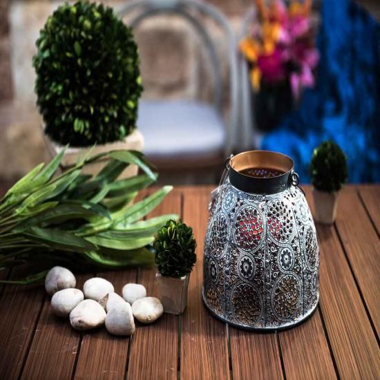 حامل شموع ديكوري للطاولة وللتعليق
