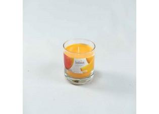 شمعة برائحة المانجو