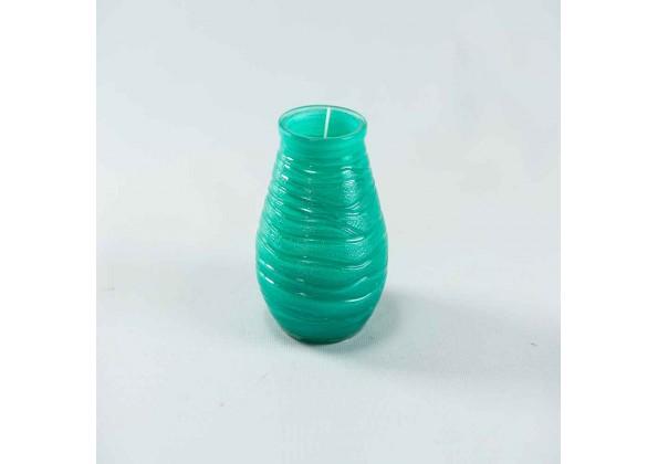 Wax With A Green Jar