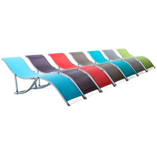كرسي استرخاء بعدة اللوان