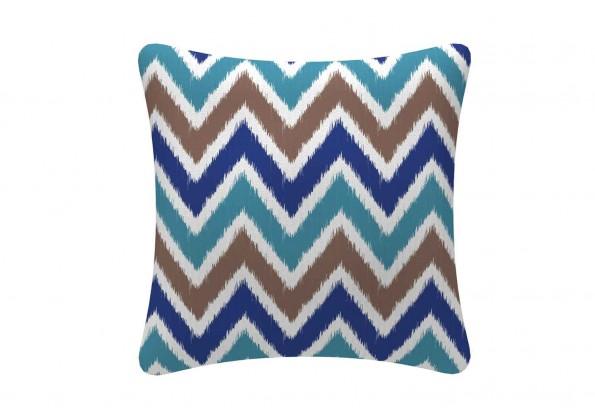 Multi Colored Cushion