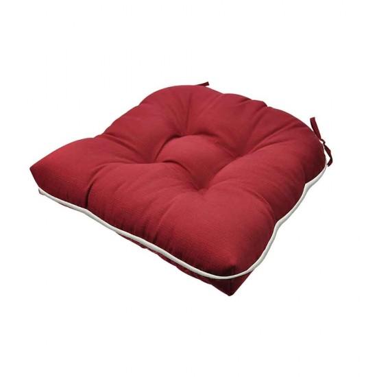 وسادة باللون الأحمر انيقة