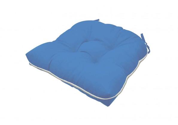 وسادة باللون الأزرق انيقة