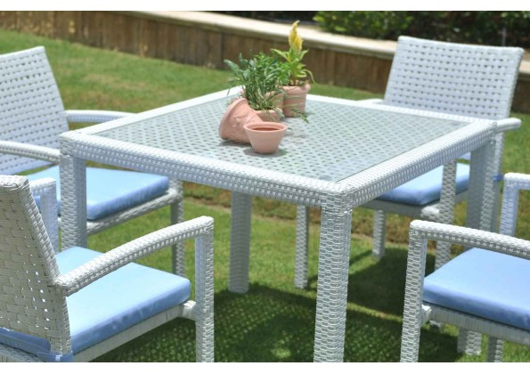 Gardens Set Made From Polyethylene