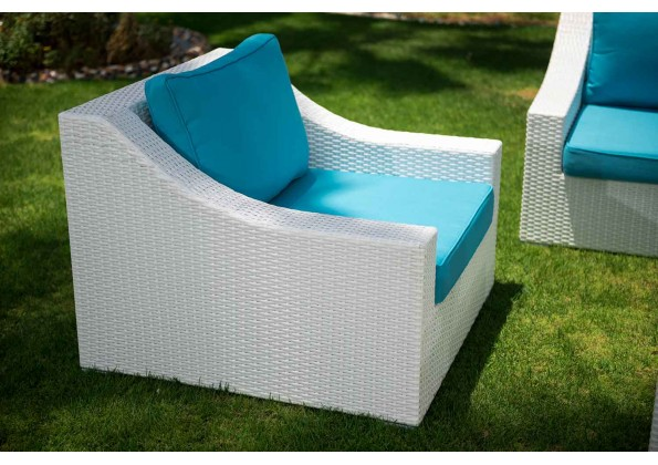Garden Set Made From Polyethylene