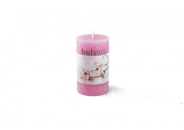 شمعة عطرية رائحة زهرة ماغنوليا