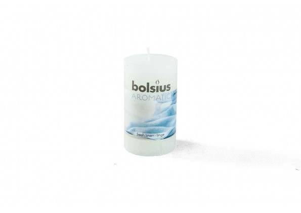 Aromatic Candle With Fresh Linen  Smell