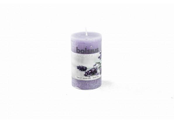شمعة عطرية رائحة الخزامى الفرنسية