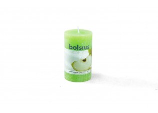 شمعة عطرية رائحة التفاح الاخضر