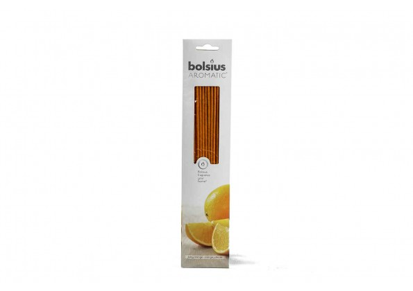 اعواد عطرية برائحة عصير البرتقال