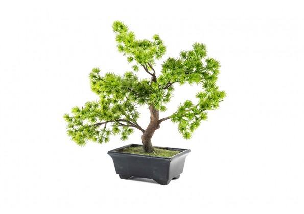 Artificial  Plant With Plastic Pot