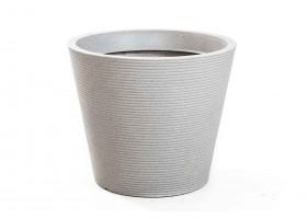 Circular Plastic Pot