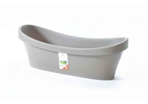 Rectangle Plastic Pot