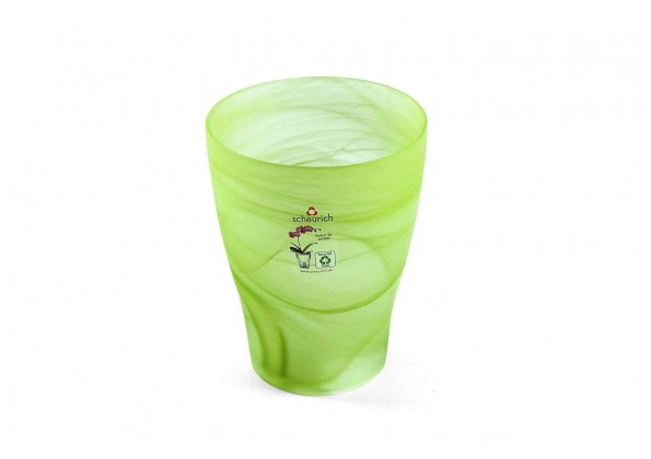 Plastic Pot In A cup Shape