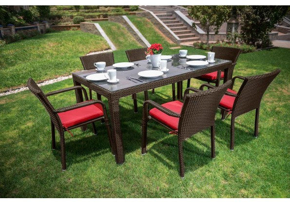 Gardens Set For 6 Persons