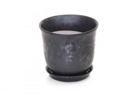 Circular Pot With Plate