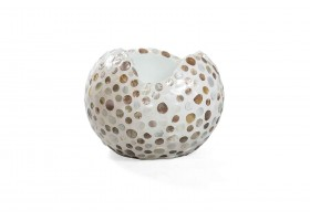 Decorative Spherical Pot