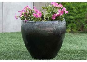 Elegant Circular Pot