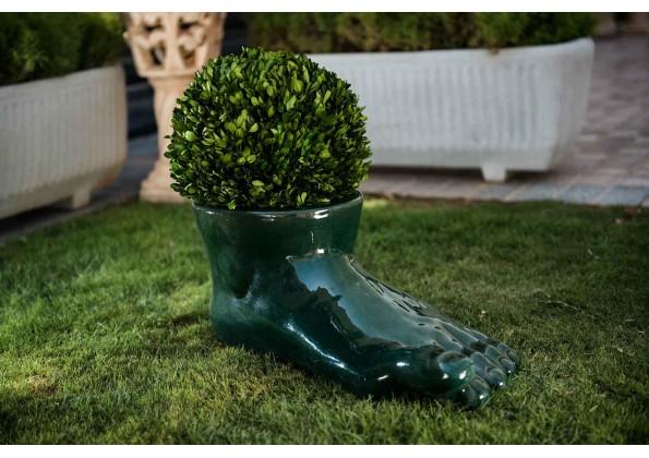 Foot Shaped Pot