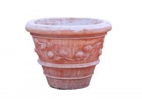 Elegant Stone Pot
