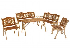 Garden Seating Set