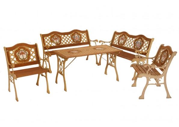 Garden Seating Set