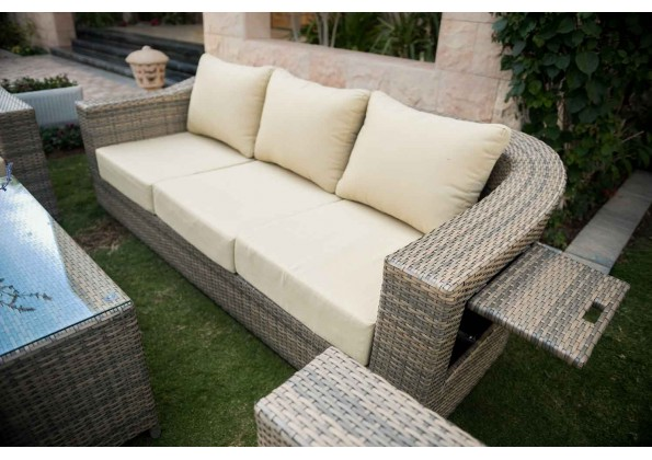 Modern Garden Seating Set