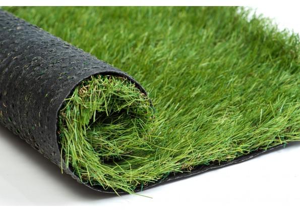 عشب صناعي أخضر 100* 100سم