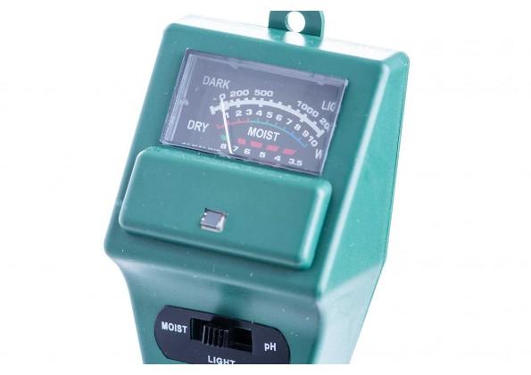 جهاز قياس رطوبة التربة